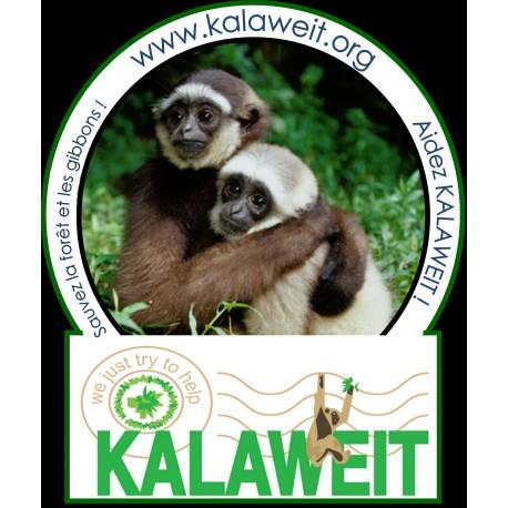 Kalaweit Stickers