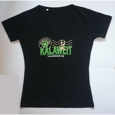 T Shirt Kalaweit Femme