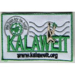 Petit écusson Kalaweit
